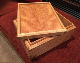 6x8x5in. Keepsake/Jewelry box