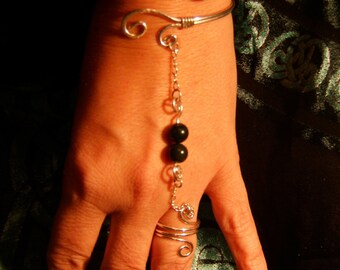 Slave Bracelet Sterling