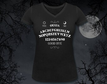 Sweet Ouija V-Neck T-shirt