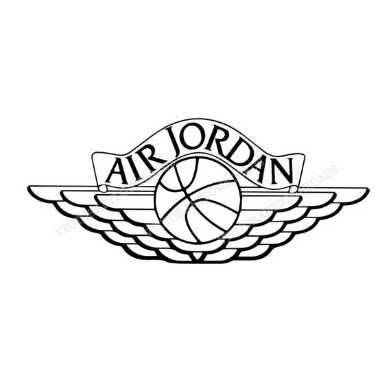 Air Jordan Vecteur Ailes