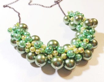 grass is greener necklace