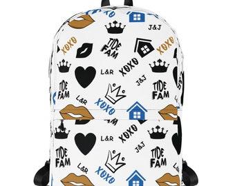 Backpack - Tide Fam All-Over Print