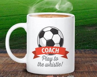 Soccer Coach, Soccer Mug, Soccer Coach Gift, Soccer, Soccer Gifts, Soccer Wedding, Soccer Party, Coach Thank You, Keepsake
