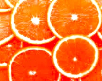 Organic Blood Orange Essential Oil