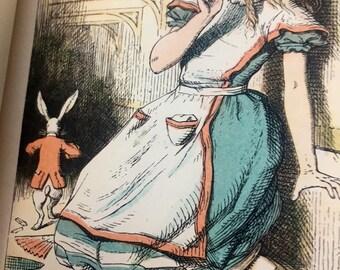 Alice in Wonderland 1946 Lewis Carroll