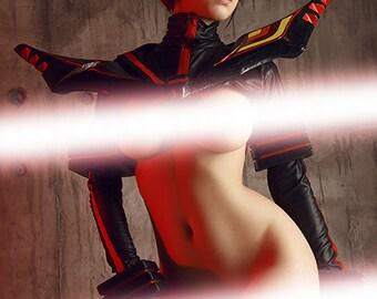 Kill la Kill! - Ryuko Matoi erocosplay print !!!18+!!!