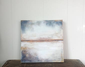 Abastract Landscape Painting/ Heaven Painting/ Landscape Painting/ Original Art/ Small Landscape Painting/ Contemporary Art/ Christian Art
