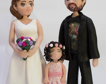 Topper Cake  wedding cake topper personalized