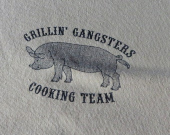 Grillin' Gangsters T-shirt