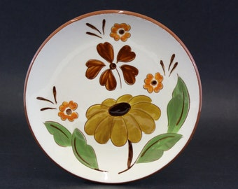 Vintage Stangl Pottery 'First Love' Floral Bread and Butter Plate (E6478)