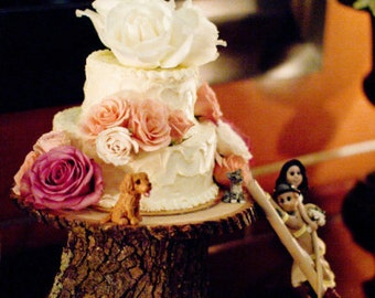 Fireman  Wedding Cake Topper