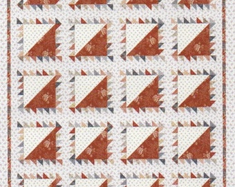 Alma's Quilt - Quilt Pattern by Minick and Simpson