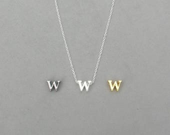 Initial w Necklaces 373