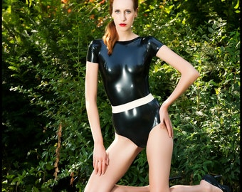 Body Latex Black for Black