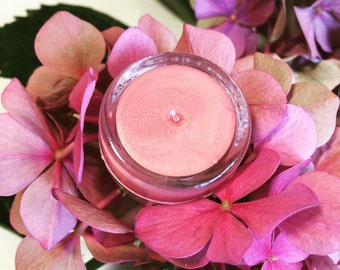 Rose gold cheek tint   blush   lip gloss   rosegold   lip tint   cheek glitter