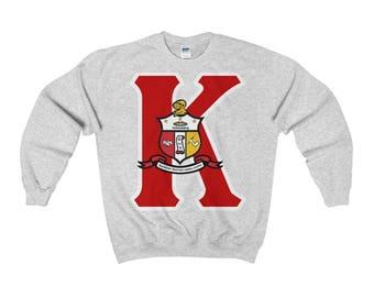 Kappa Alpha Psi Sweatshirt // Kappa Alpha Psi // Kappa Alpha Psi Clothing // Kappa Alpha Psi Gift // 1911 // Nupe // Kappa // Edition 1