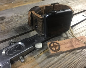 Apple Watch Leather Band Strap