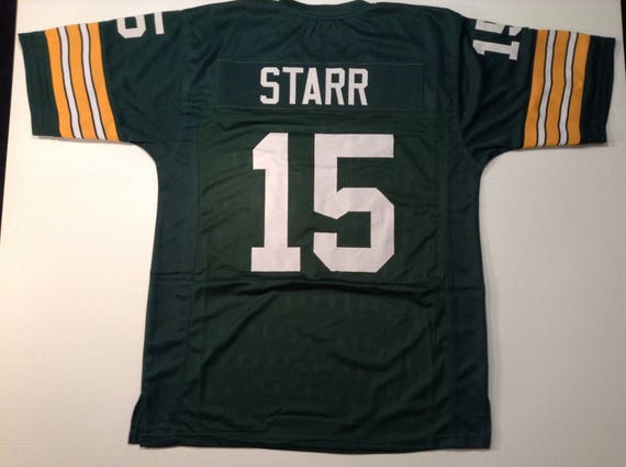 Green Bay Packers Aaron Rodgers UNSIGNED CUSTOM Made Green Jersey Kenw0