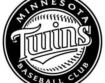 Minnesota Twins Decal, Minnesota Twins Sticker, Laptop Decal, Laptop Sticker, Macbook Decal