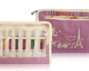 """Knitter's Pride - Royale - Interchangeable Needle Set 16"""" Special- On Sale!"""