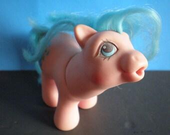 Vintage 1980's Children's Toy - My Pretty Pony