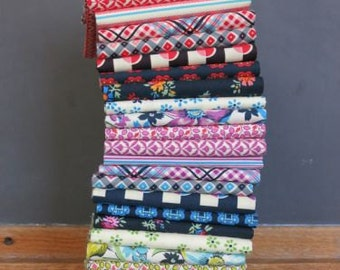OOP HTF Fat Quarter Bundle Denyse Schmidt's Shelburne Falls Collection for Free Spirit Fabrics -- 30 pieces