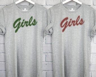 Girls T-shirt, Friends Shirt, Friends Tee, Matching Shirts, Rachel Monica Shirt, Best Friends Shirt, Tumblr Shirt, Hipster Shirt