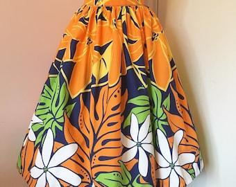 NEW hawaiian skirt
