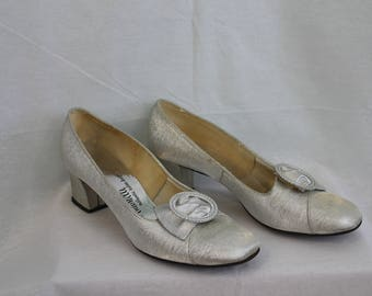 Super Mod 1960's Pumps Size 6 1/2-7