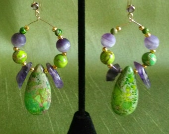 Green purple, Couture Collection >
