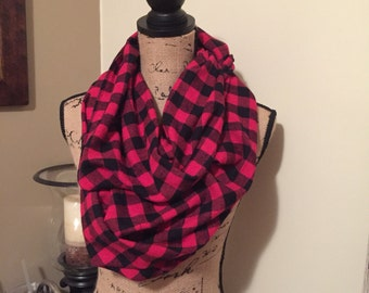 Buffalo Plaid Scarfts