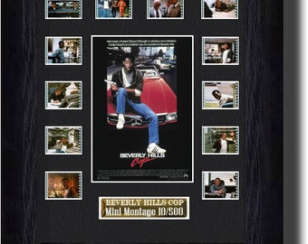 Beverly Hills Cop film cell (1984)  35mm orginal filmcell ,  Axel Foley (Eddie Murphy)