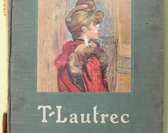 T-Lautrec by Pierre Tisne
