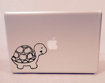 Cute Turtle Vinyl Decal