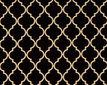 Quattro by Studio M for Moda - Black - 32986-29 - 1/2 Yard Cotton Quilt Fabric