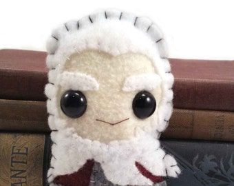 Balin plushie (made to order)