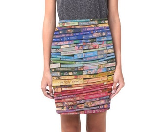 Trashy Romance Novels Skirt