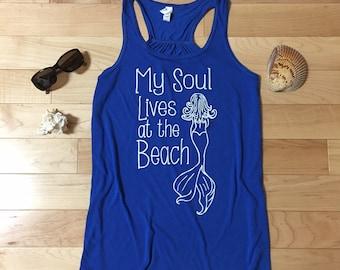 Beach Tank, Travel, Beach Trip, Mothers Day Gift, Vacation Beach Shirt, Beach Squad, Vacation Shirt, Day Drinking, Beach Trip Shirts