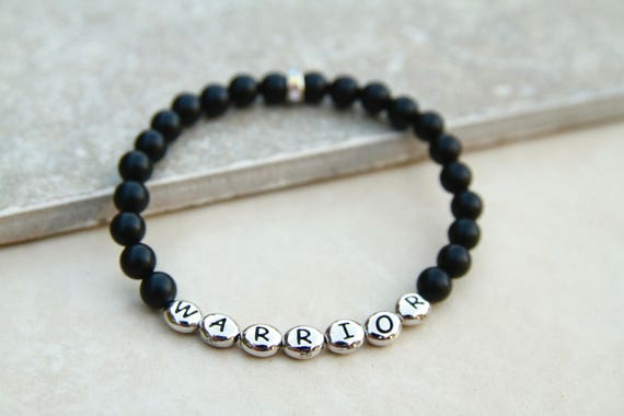 Warrior | Vision Bead Bracelet