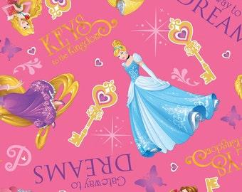 Disney Princess Dreams Fabric From Springs Creative