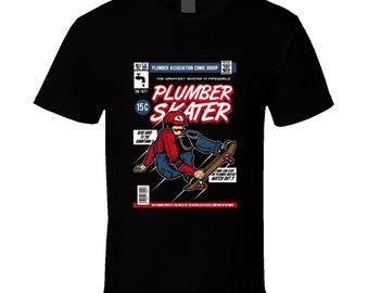 Plumber Skater Shirt