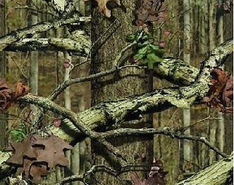 "Mossy Oak Breakup Infinity Camo,   air release wrap vinyl Matte laminated 12""x12"" - 12""x120"""