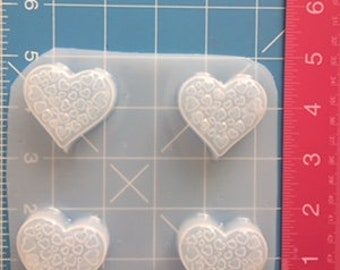 Heart Printed Molds