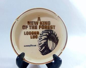 1960s, Goodyear, Good Year, Good Year svg, Tire Ashtray, Tire Advertising, Tire Ash Tray, Vintage Ashtray, Vintage Ash Tray, Advertising