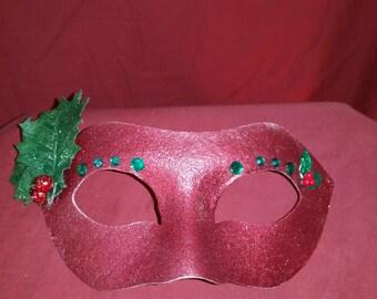 Christmas Kiss mask