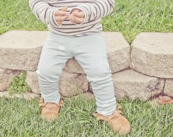 Organic Leggings, cuffed leggings, organic pants, organic baby, baby leggings, kid leggings, baby pants, kids clothing, kids clothing