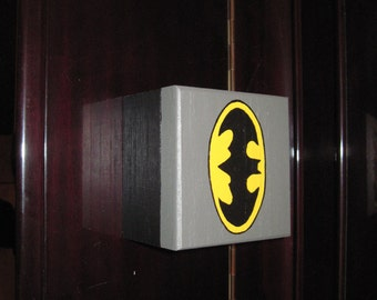 Batman Wooden Keepsake Jewelry Box