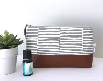 Essential Oil Bag Make-up Bag