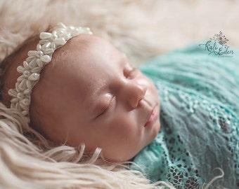 The Pearled Princess Headband