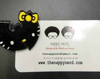 Wu Kitty pin